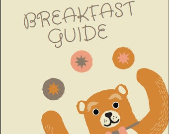 3 Day (Exclusive) Breakfast Guide  (Instant Download)