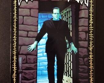Frankenstein # 1 Comic by Dark Horse Comics - Universal Monster Comic