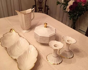 Lenox china pieces