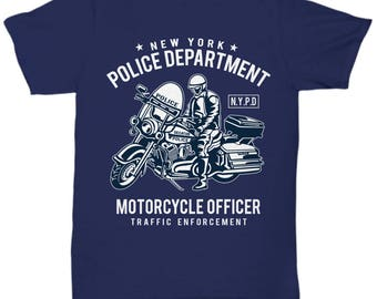 New York Police Department N.Y.P.D T-shirt
