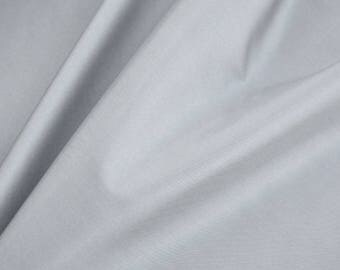 Silver Satin fabric solid Polyester Cut to Size Lightweight Fabric Silky Fabric for sewing summer spring panties