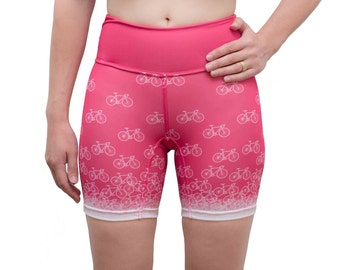 "SPORT pettipants in Hawt Pink ""I Like Bike"""