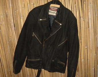 Original hero buffalo leather jacket like new