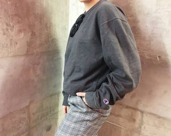 Grey Champion Active Wear Long Sleeve Sweater