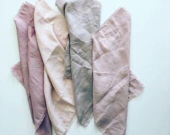 Linen Napkins Set of 4