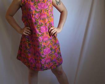 Flower Power Pink Dress
