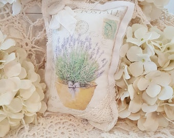 French Country Lavender Sachet