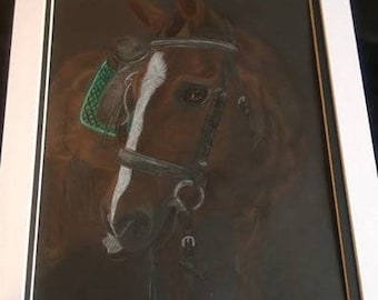 Custom commission animal drawings