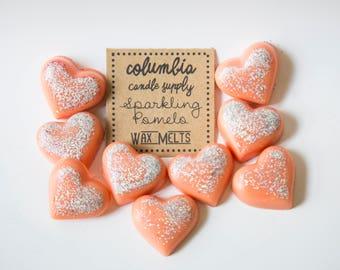 Sparkling Pomelo Wax Melts - Fragranced Wax Melts - Individual Wax Melts - Wax Tarts - Melts