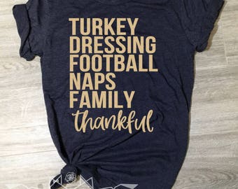 Thanksgiving Shirt, Thankful Shirt, GOLD SHIMMER, Fall Shirt for Women, Thanksgiving Shirt, Fall Tshirt, Fall Shirt, UNISEX Graphic Tee