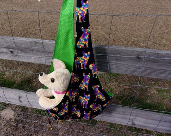 Colorful Pet Sling