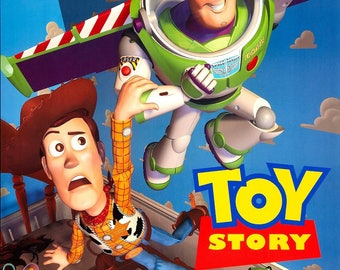 Toy Story mini movie poster