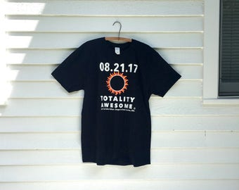 2017 Total Solar Eclipse Men's T-shirt