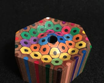 Spindle Stand - Colored Pencils