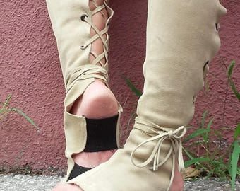 Trapeze boots