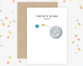 I love you card, Birthday Card, Husband Card, Wife Card, Anniversary Card, Valentines Card, Husband Anniversary, Wife Anniversary, Love Card