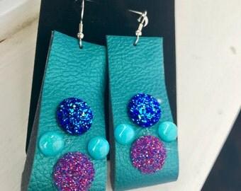 Space Queen Earrings
