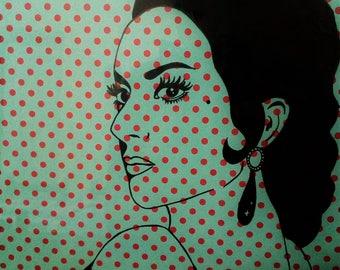 Illustration Lola Flores