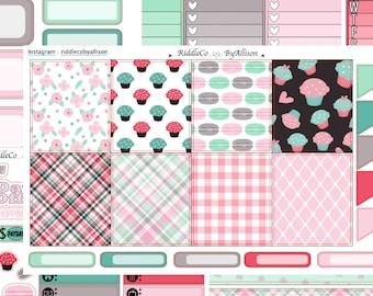 Horizontal Mini Kit - Oh Sweets