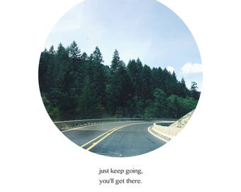 Keep going inspiration art 01