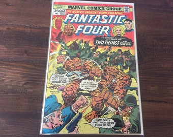 Fantastic Four #162 - Marvel Comics