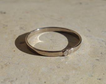 Wedding ring, wedding ring white gold wedding band, diamond, thin wedding band, wedding, wedding, engagement, solitaire ring, engagement ring.
