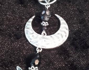 Dark magic necklace