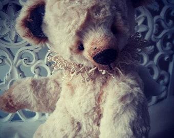 Pattern big Teddy Bear Leonardo