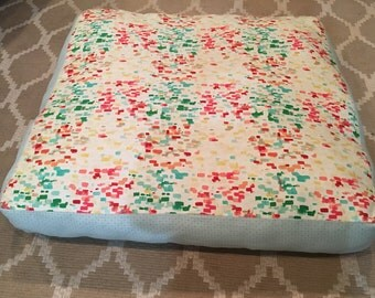 Custom Floor Cushion 35x35