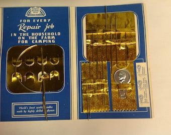 Vintage needle kit