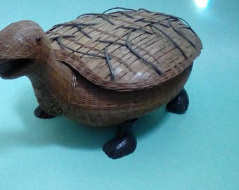 Vintage Tortoise / Vintage China