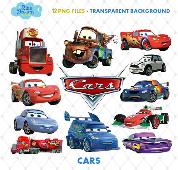Cars Clipart PNG Clip Art Files Cars Printable Images