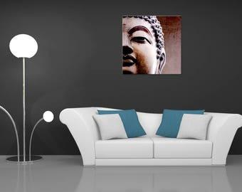 Zen Buddha, digital art, digital painting