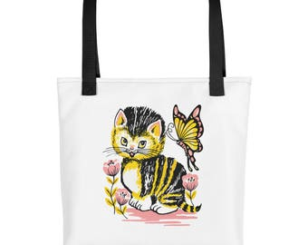 Pretty in Pink Tote Bag