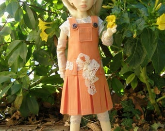 clothes for liz frost, kaye wiggs or 45 cm MSD BJD dolls