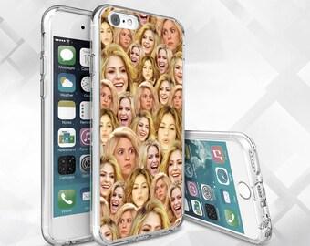 Shakira iPhone Case, iPhone X case, iPhone 8 case, iPhone 8 Plus case, iPhone 6S, iPhone 7 Plus case, iPhone 5C case, iPhone SE, iPhone 5S