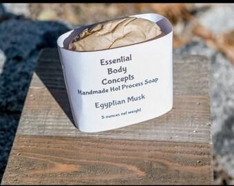 Egyptian Musk Soap 5 oz