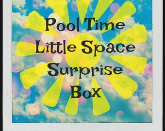 Pool Time LittleSpace Surprise Box