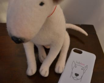 English Bull Terrier Iphone6 Cover