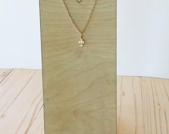 Cactus Necklace | Cactus Jewelry | Gold Cactus | Saguaro
