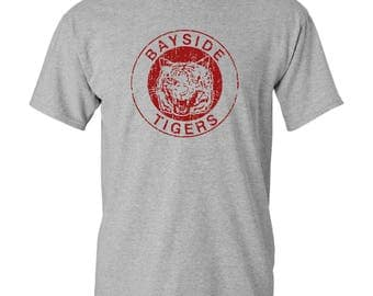 Saved by the Bell Bayside Tigers - T-shirt