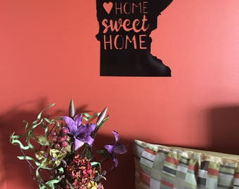 Minnesota- Home Sweet Home
