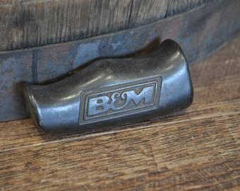 Vintage Black B&M T Shift Handle/Knob