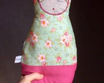 Russian doll - Matryoshka fabric
