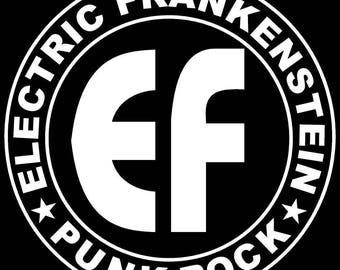 ELECTRIC FRANKENSTEIN Circle Logo