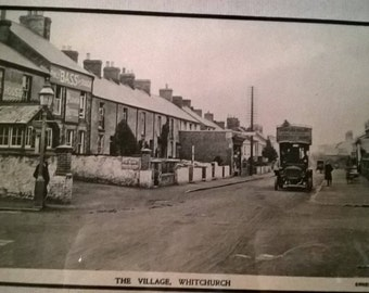 The Village Whitchurch Cardiff early 20 century