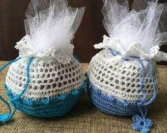 Lavender sachet Aromatic sachets Drawer sachets Set of 2 Lavender bags Lavender pillows Scented sachet bags AnaValenArt Closet freshener