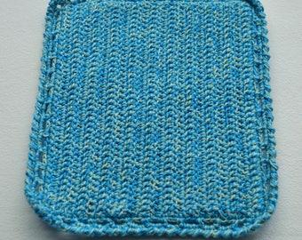 Crochet Pot Holder, Crochet Home Decor, Crochet Potholder, Hot Pad, Oven Mitt, Pot Stand, Kitchen Decor, Gift For Wife, Gift For Mom, Cotton