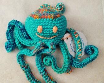 Octopus plush ~ Annie