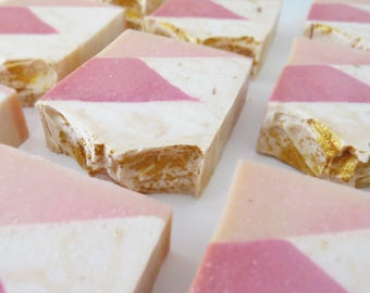 Rose Quartz Soap Bar